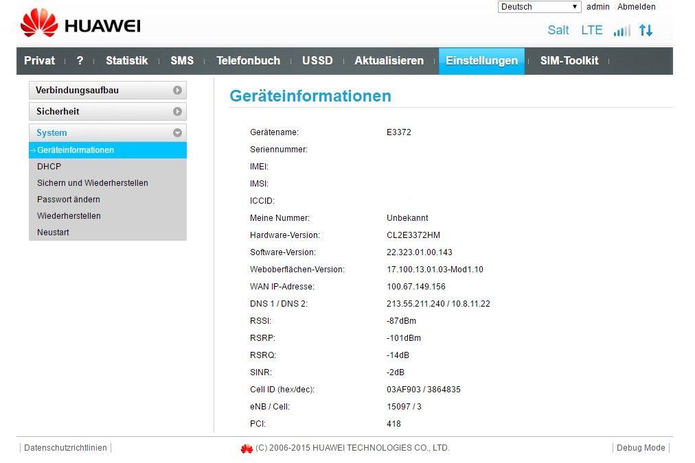 rogers modem firmware update version 22