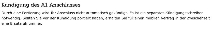 A1 Obszönität Bei Rufnummernportierung Lte Forum österreich