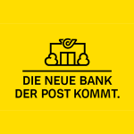 Neue Bank der Post