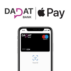 DADAT Bank Apple Pay