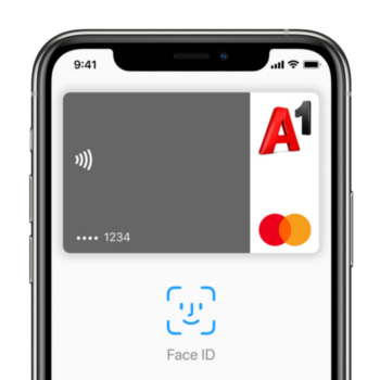 A1 Mastercard Apple Pay