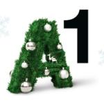 A1 Weihnachten