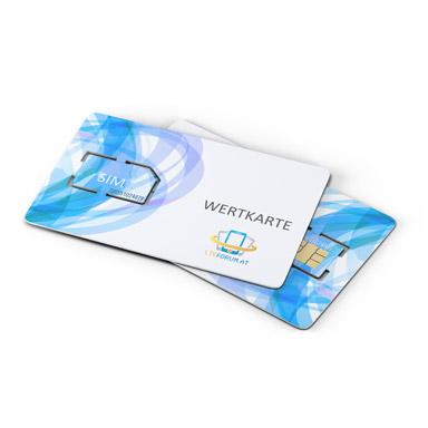 Wertkarten SIM