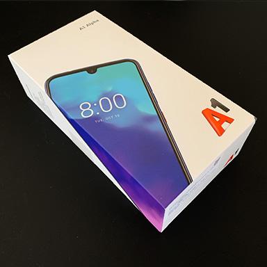 A1 Alpha Smartphone
