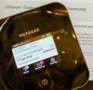 Netgear M2 Display