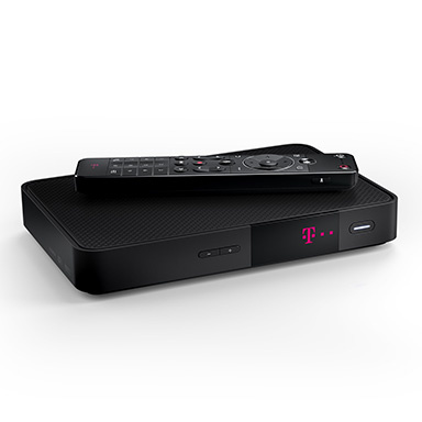 Magenta Entertain Box 4K