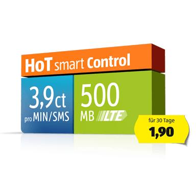 HoT smart Control - IoT Tarif