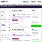 tarife.at Relaunch mit verbesserten Tarifvergleich